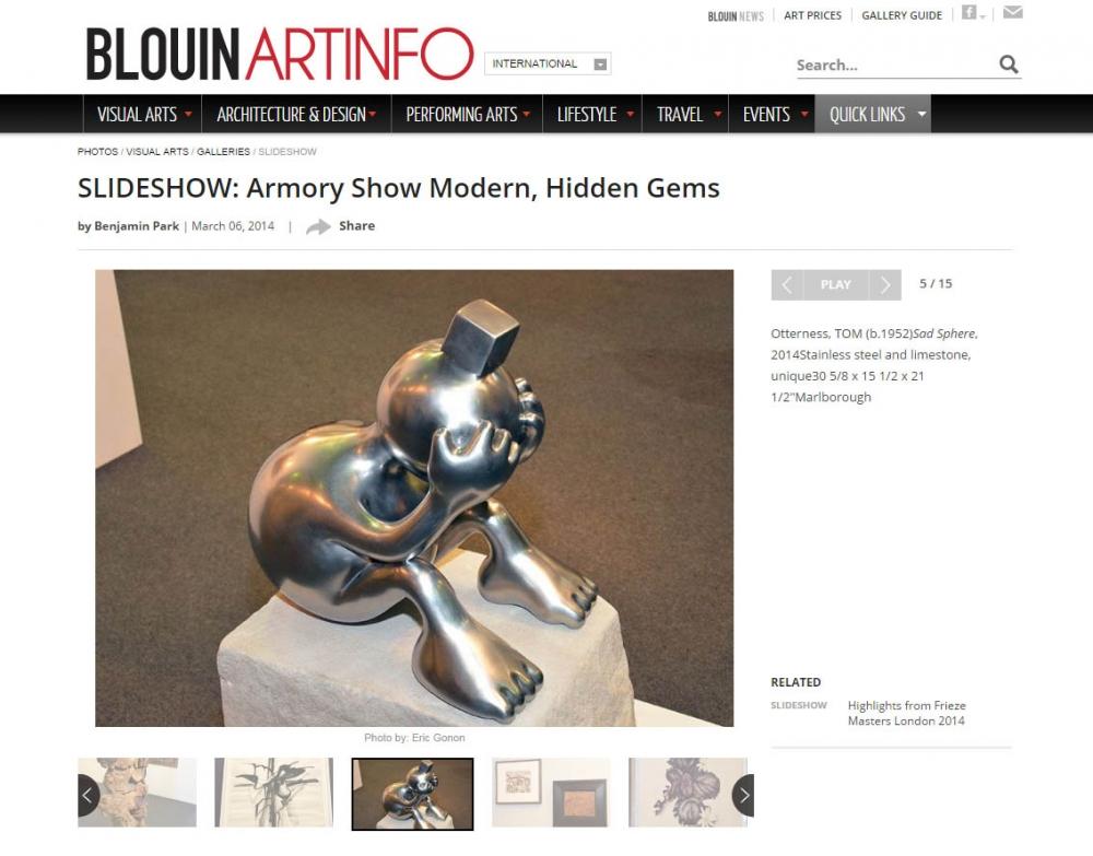 Hidden Gems at Armory Show Modern