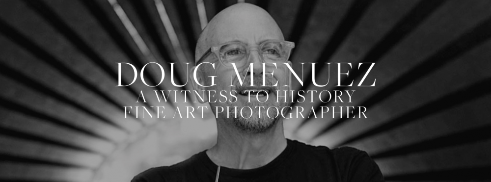 Photographer Doug Menuez at HG Contemporary