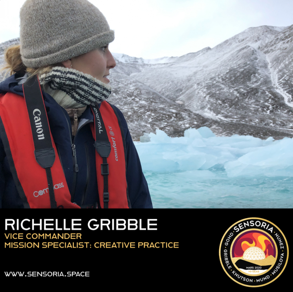 A mission to 'Mars' at the HI-SEAS habitat - Richelle Gribble goes to Mars!