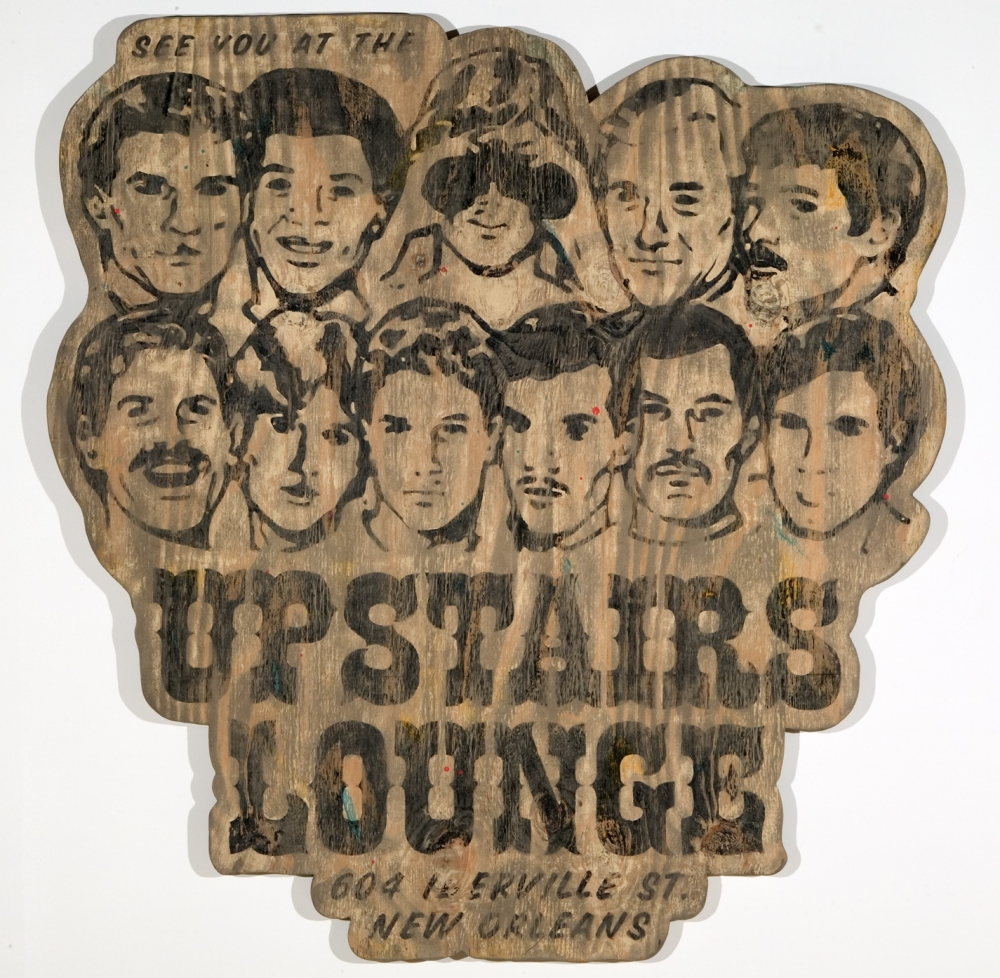 "Skylar Fein's ""Remember the Upstairs Lounge"" acquired by the New Orleans Museum of Art"