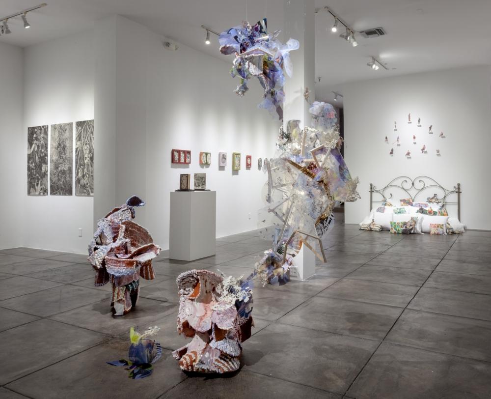 NO DEAD ARTISTS International Juried Exhibition of Contemporary Art