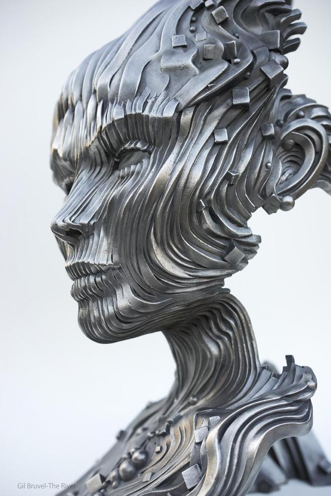Flowing Sculptures of Gil Bruvel, By Jennifer Gori