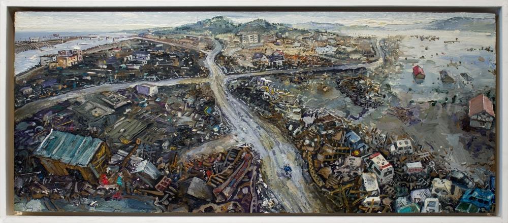 Amer Kobaslija 'Kesennuma Port March 18'