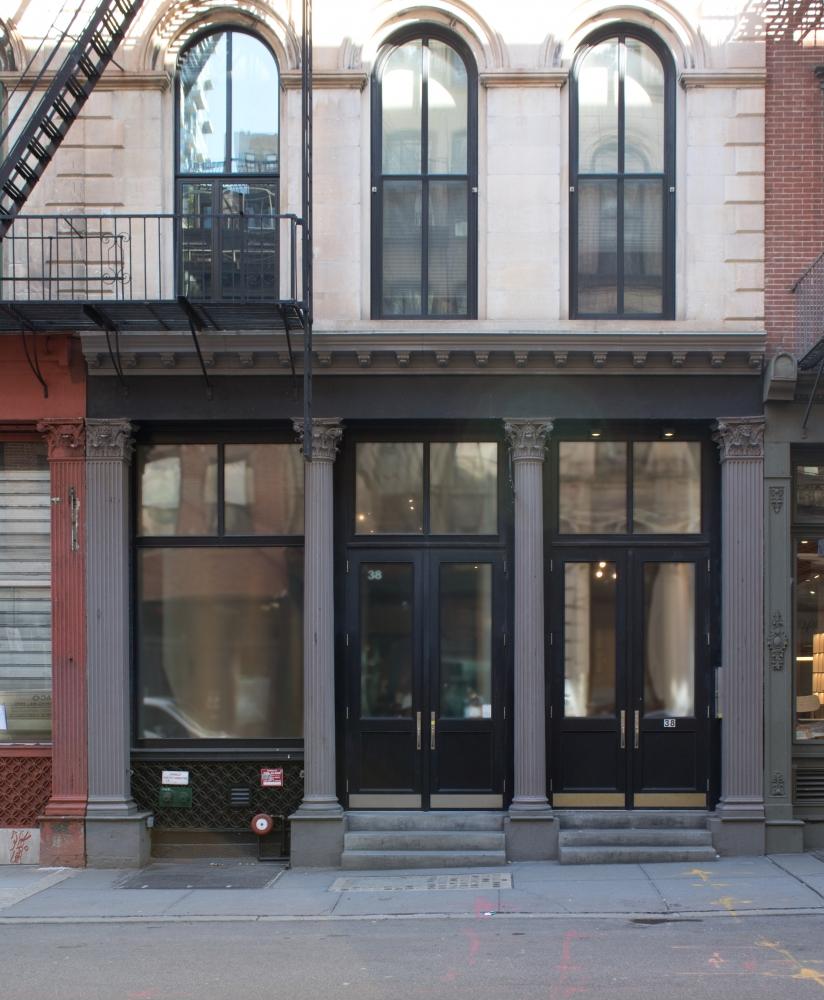 38 Walker Street exterior
