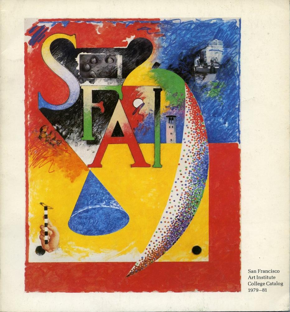 SFAI College Catalog cover 1970-81