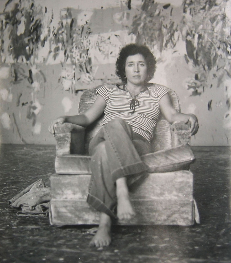 Remembering Joan, November, 2020. George Adams Gallery.