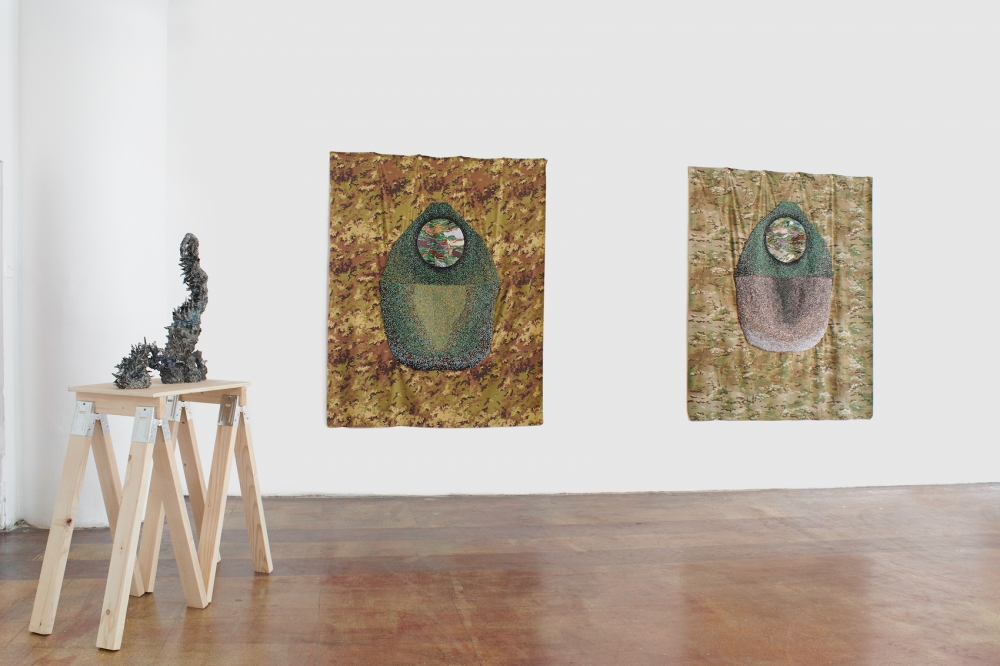 Blouin ArtInfo - Rachel Frank and Heidi Lau's 'The Sentinels' at Geary