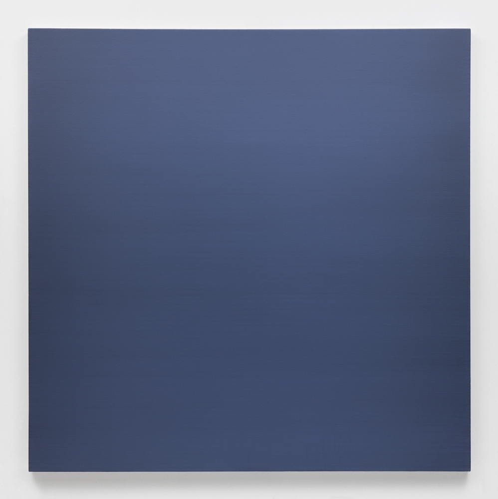 AM I BLUE? RUDOLF DE CRIGNIS'S QUIETLY COMPLICATED WORKS AT BETTY CUNINGHAM REVEAL MINIMALISM'S DEEP AND EXPRESSIVE POTENTIAL