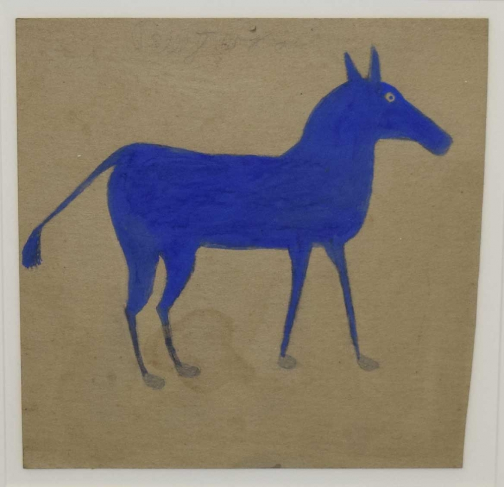 Image of Blue Mule