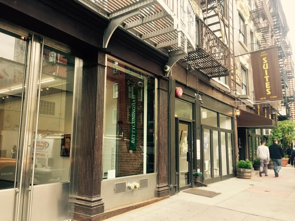 Betty Cuningham Gallery welcomes Tibor de Nagy Gallery to Rivington Street