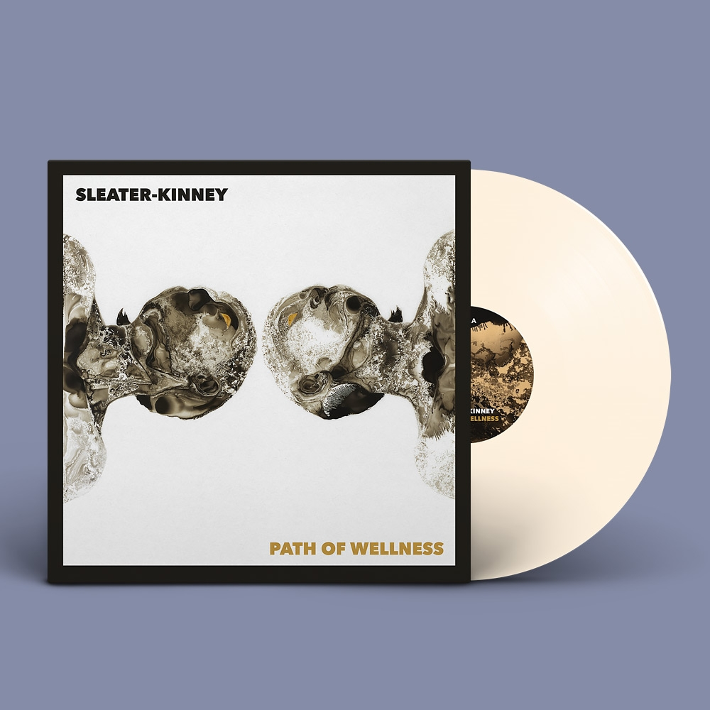 New Sleater-Kinney album features artwork by Samantha Wall