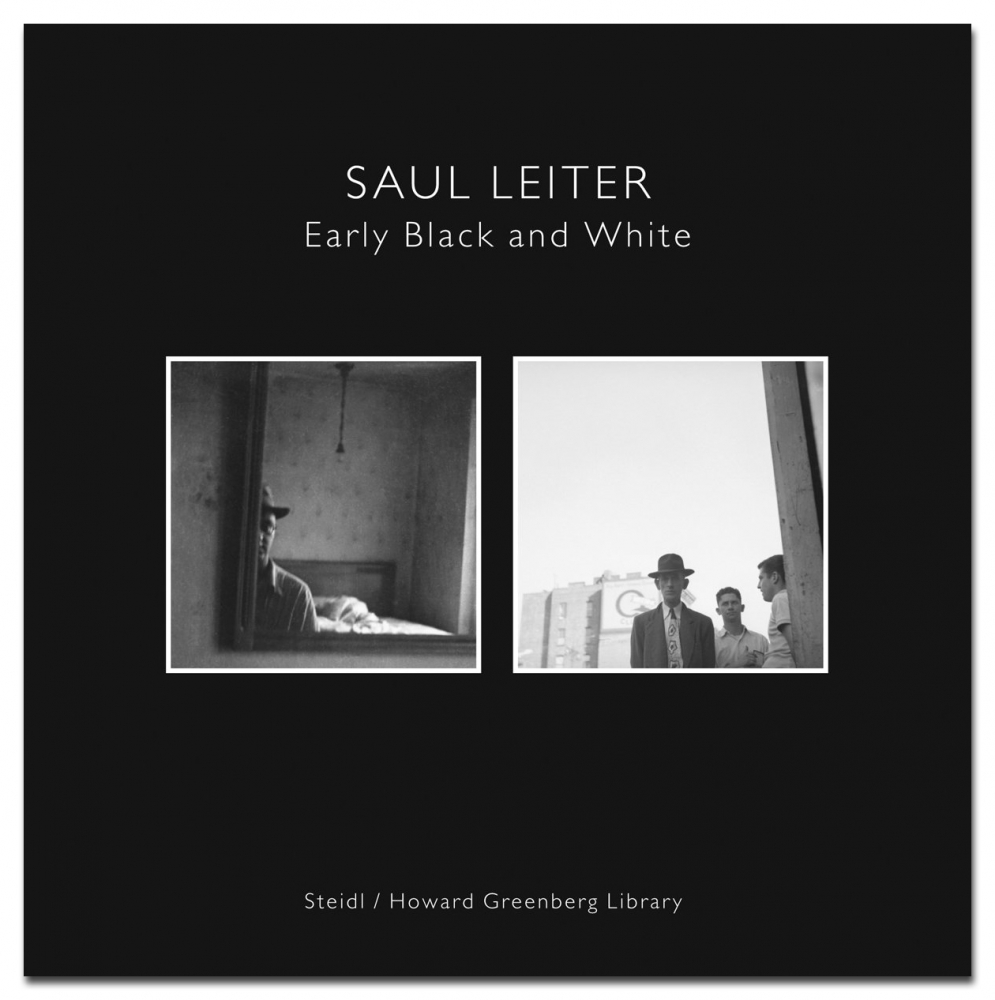 Saul Leiter - Howard Greenberg Gallery - Early Black and White - Steidel - 2014