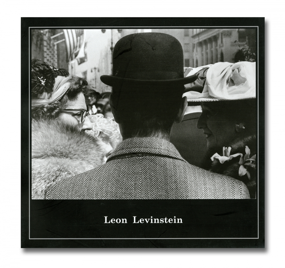 Leon Levinstein - Leon Levinstein - The Hellenic American Union - Howard Greenberg Gallery 2018