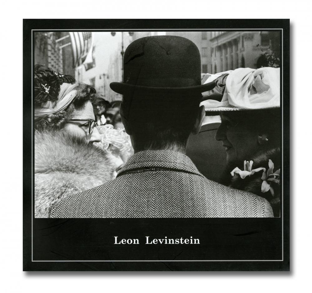 Leon Levinstein - Leon Levinstein - The Hellenic American Union - Howard Greenberg Gallery 2018
