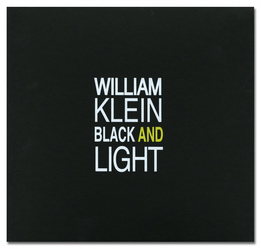 William Klein - Black and Light - Hackelbury Fine Art Ltd - Howard Greenberg Gallery - 2018