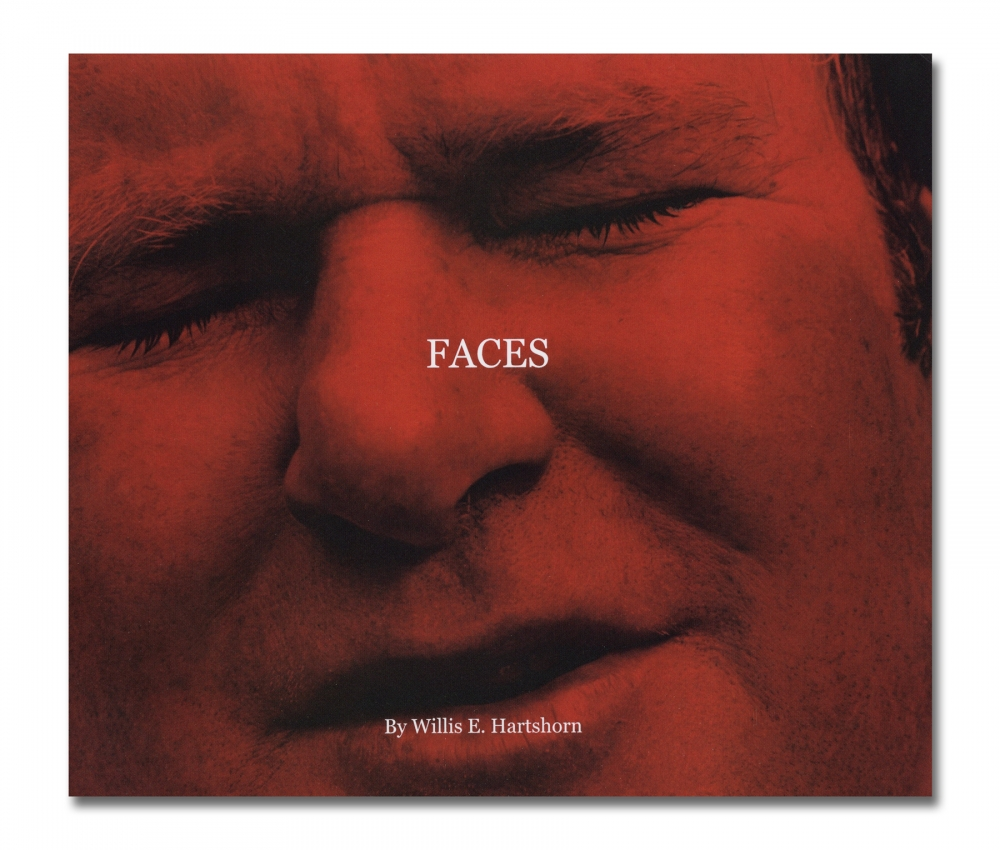 "Willis ""Buzz"" Hartshorn - Faces - Self Published - Howard Greenberg Gallery - 2018"