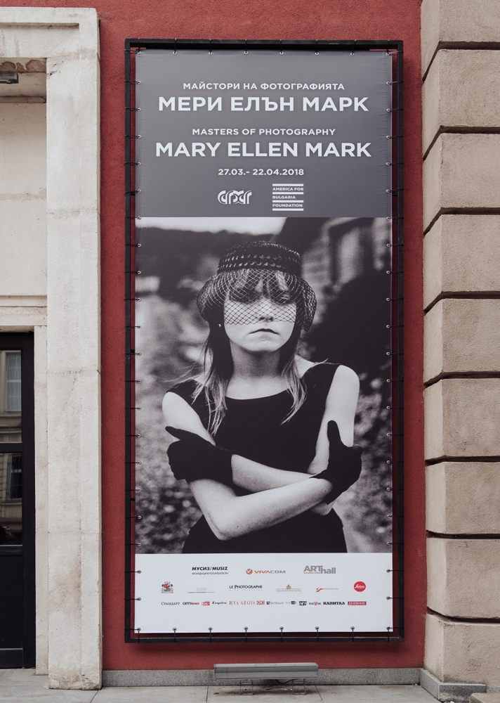 Mary Ellen Mark - Sofia City Art Gallery - Howard Greenberg Gallery - 2018