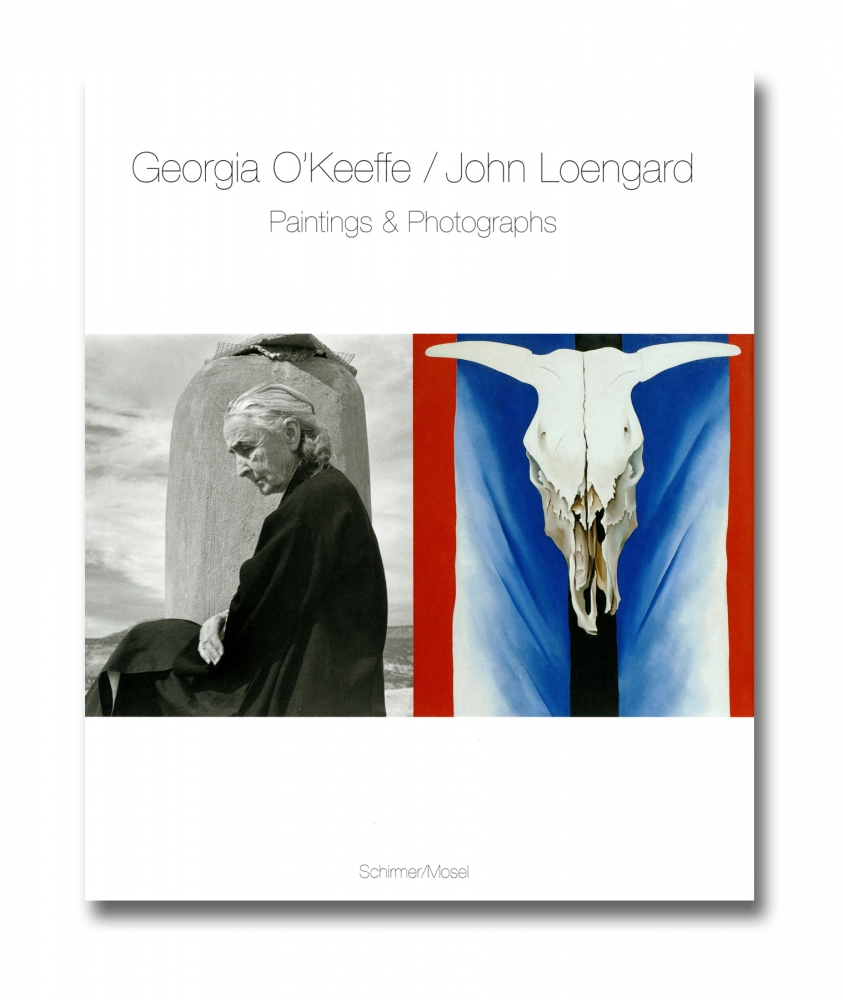 Georgia O'Keeffe / John Loengard - Paintings & Photographs - Schirmer/Mosel - Howard Greenberg Gallery - 2018