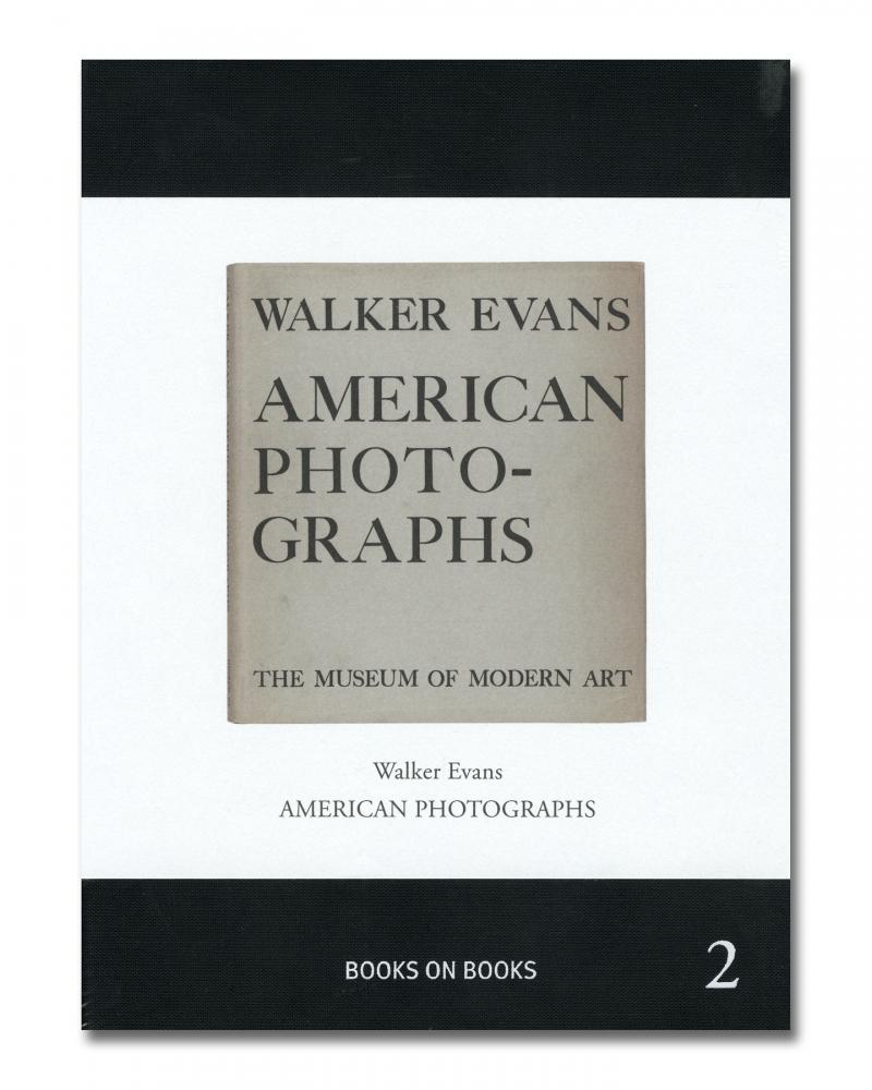 Walker Evans - American Photographs - Errata Editions - Howard Greenberg Gallery - 2018