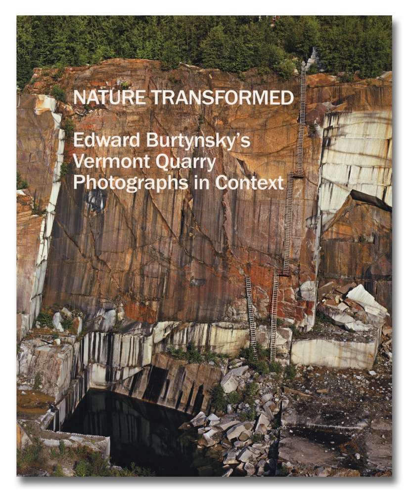 Edward Burtynsky - Nature Transformed - Hood Museum of Art - Howard Greenberg Gallery - 2018