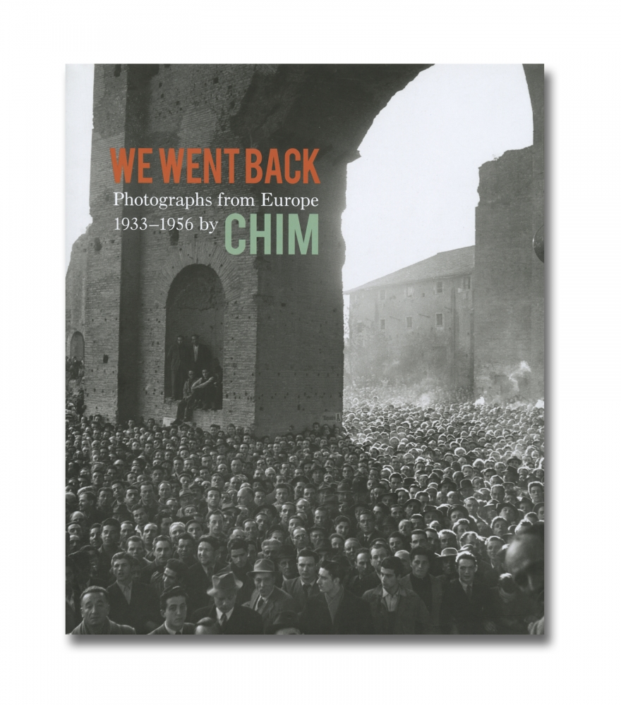 We Went Back: Photographs from Europe 1933-1956