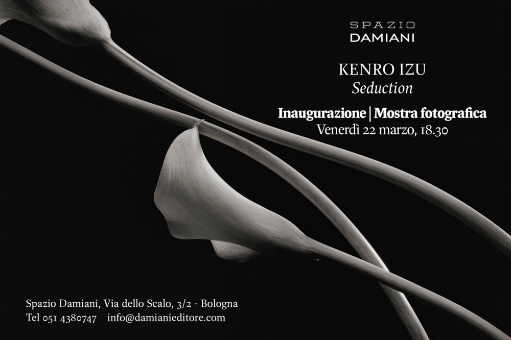 Kenro Izu: Seduction, Opens Friday, March 22 at Damiani