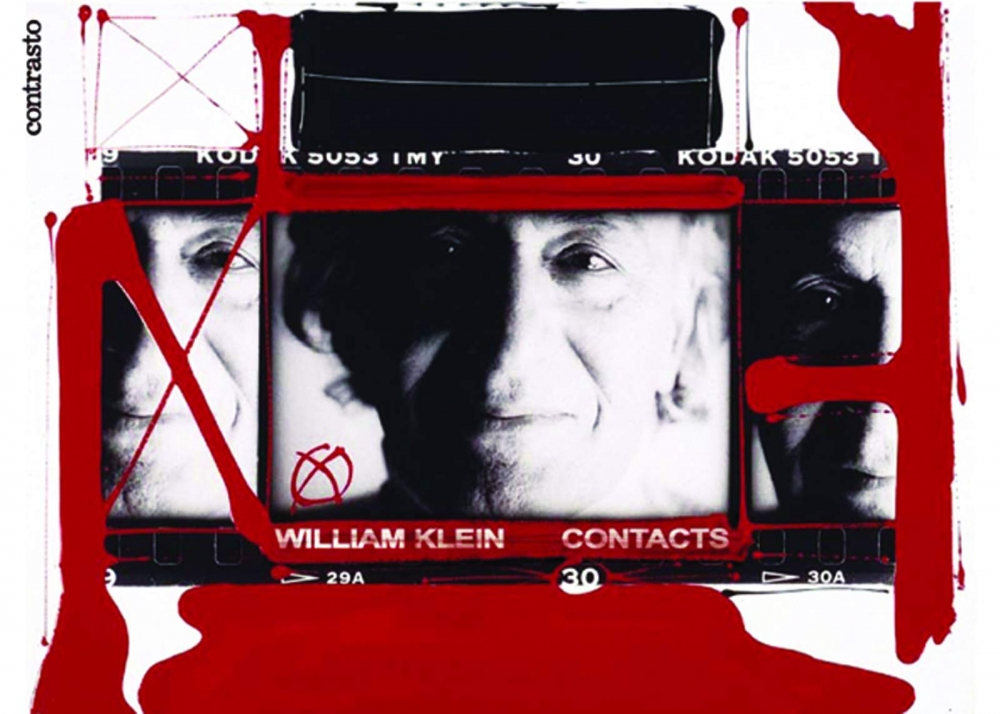 William Klein - Contacts - Contrasto Books