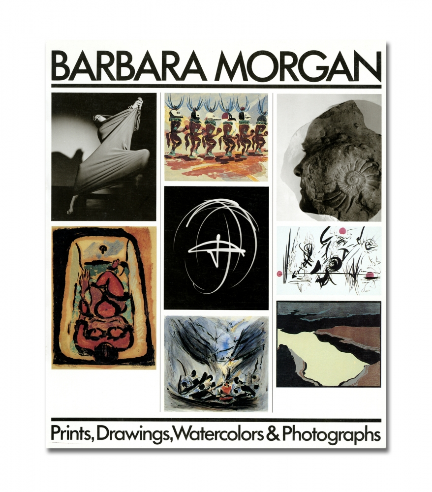 Barbara Morgan - Prints, Drawings, Watercolors & Photographs - Patrick & Beatrice Haggerty Museum of Art - Howard Greenberg Gallery - 2018
