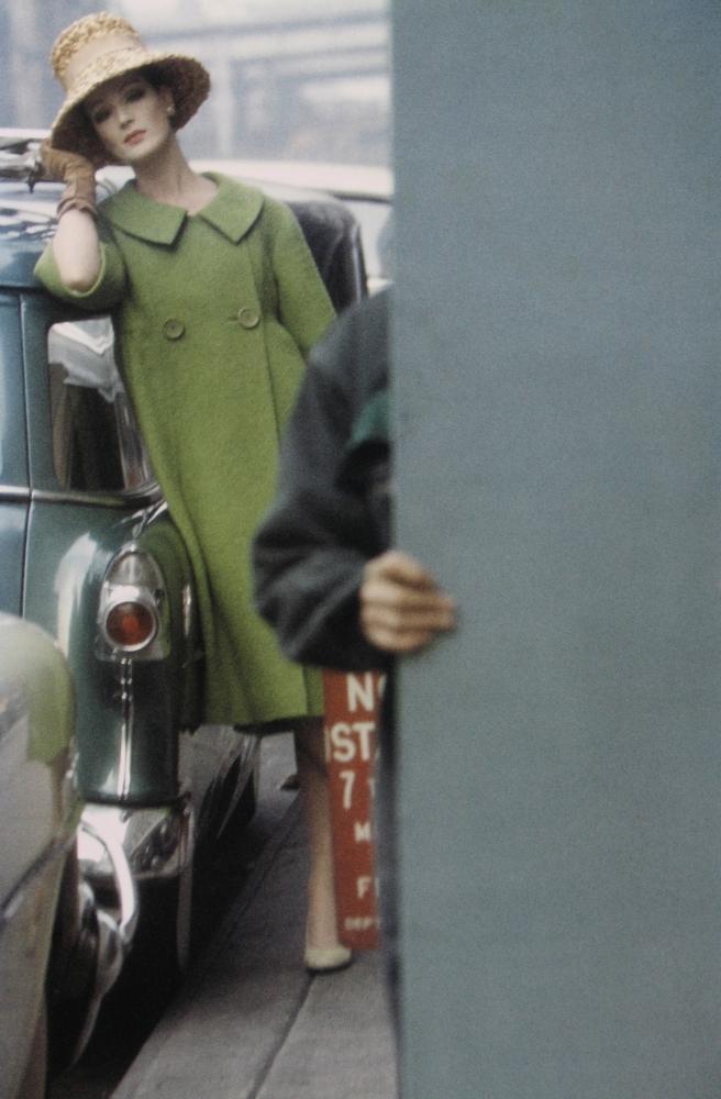 Saul Leiter, Harper's Bazaar, 1959