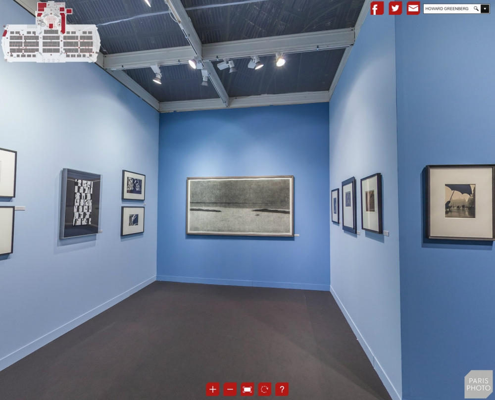 Virtual Walkthrough of the HGG Booth at Paris Photo