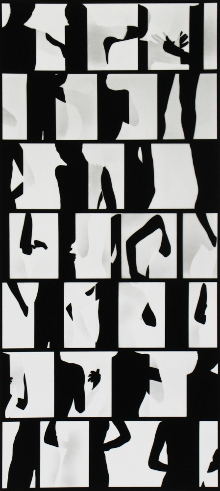 Ray K. Metzker - Nude Composite, 1966 - Howard Greenberg Gallery - 2018