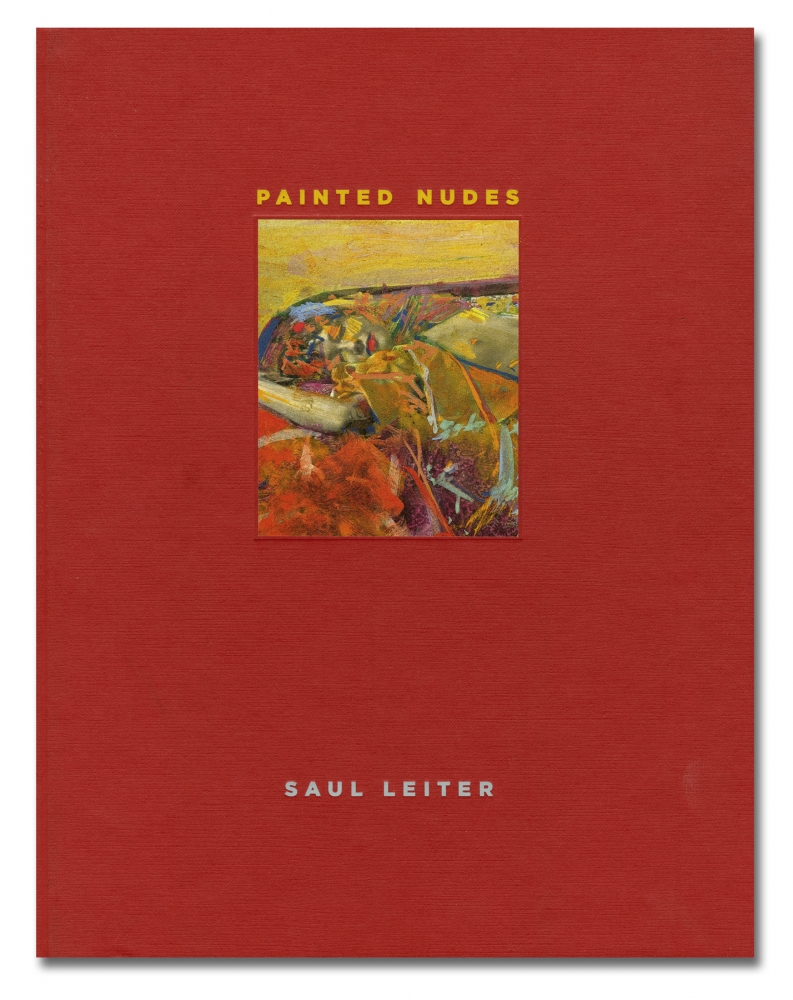 Saul Leiter - Painted Nudes - Sylph Editions - Howard Greenberg Gallery - 2018