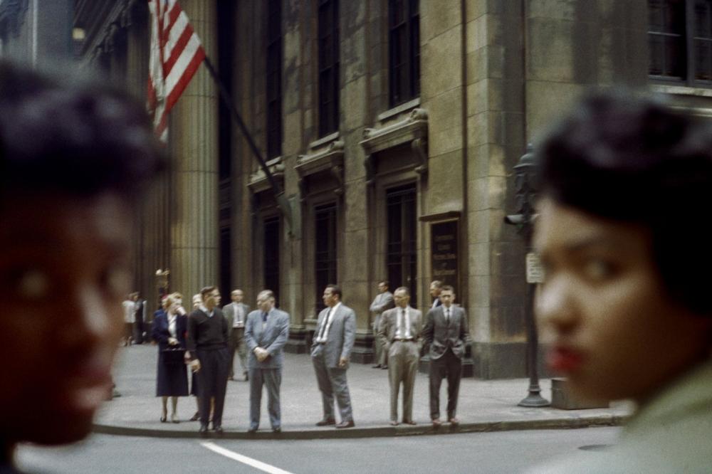 Vivian Maier: The Color Work, reviewed in ARTFORUM