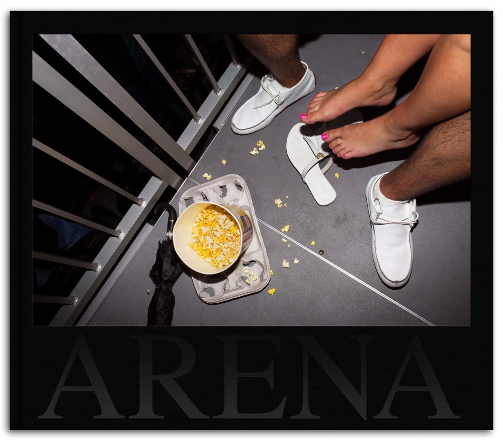 Arena - Jeff Mermelstein - TBW Books - 2019