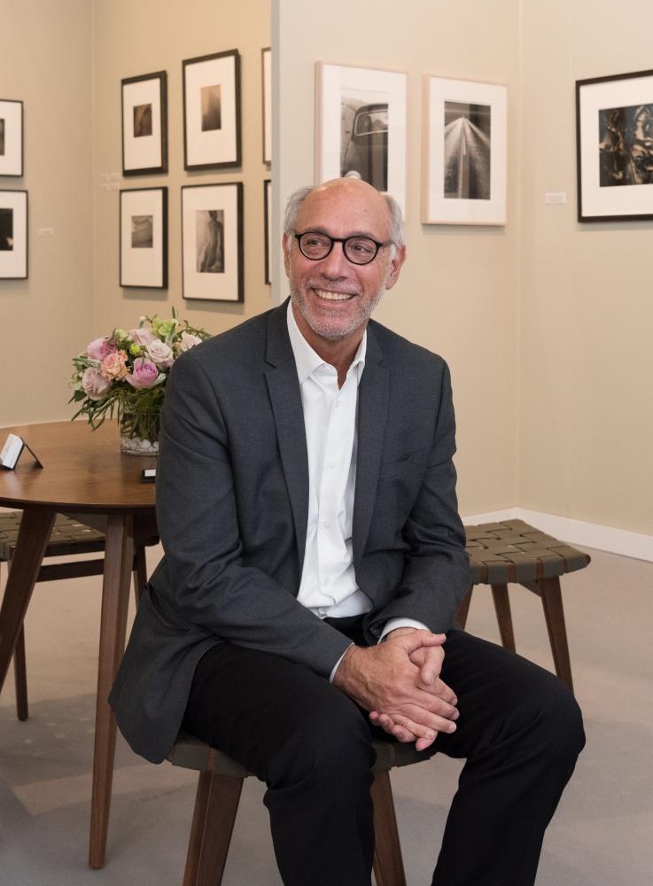 Howard Greenberg in the Art Newspaper