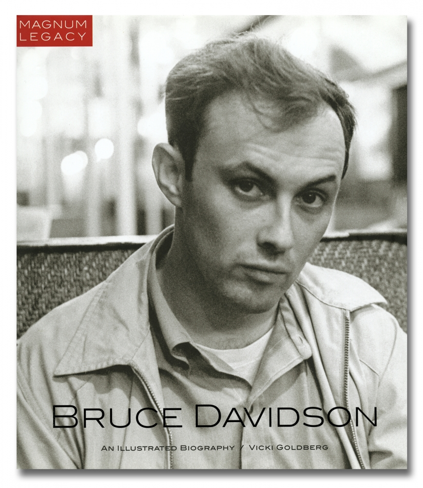 Bruce Davidson - An Illustrated Biography - Prestel - Howard Greenberg Gallery - 2018