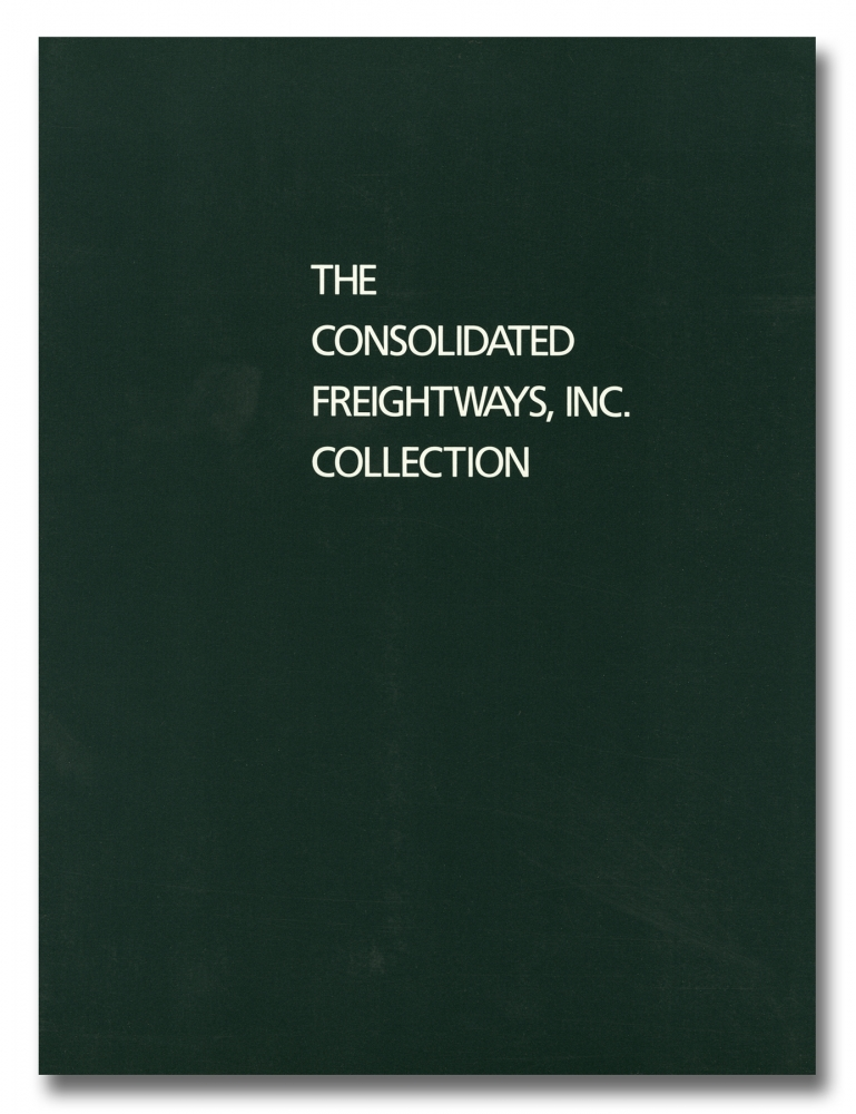 Various Artists - The Consolidated Freightways, Inc. Collection - Howard Greenberg Gallery - 2018