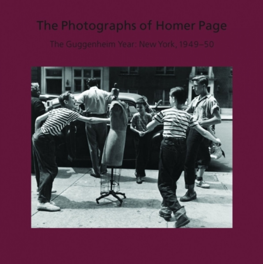 Homer Page - The Photographs of Homer Page: The Guggenheim Year: New York, 1949-50 - Nelson Atkins Museum - 2009