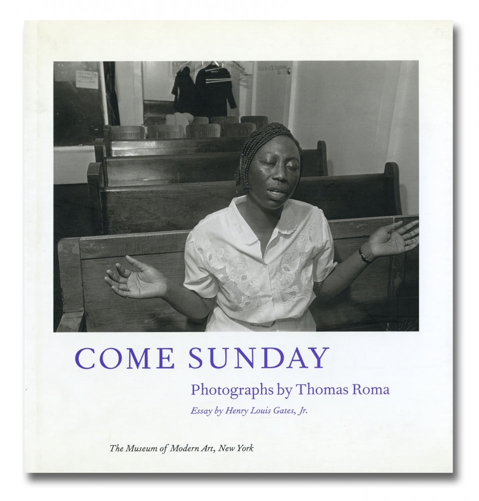 Thomas Roma - Come Sunday - The Museum of Modern Art - Howard Greenberg Gallery - 2018