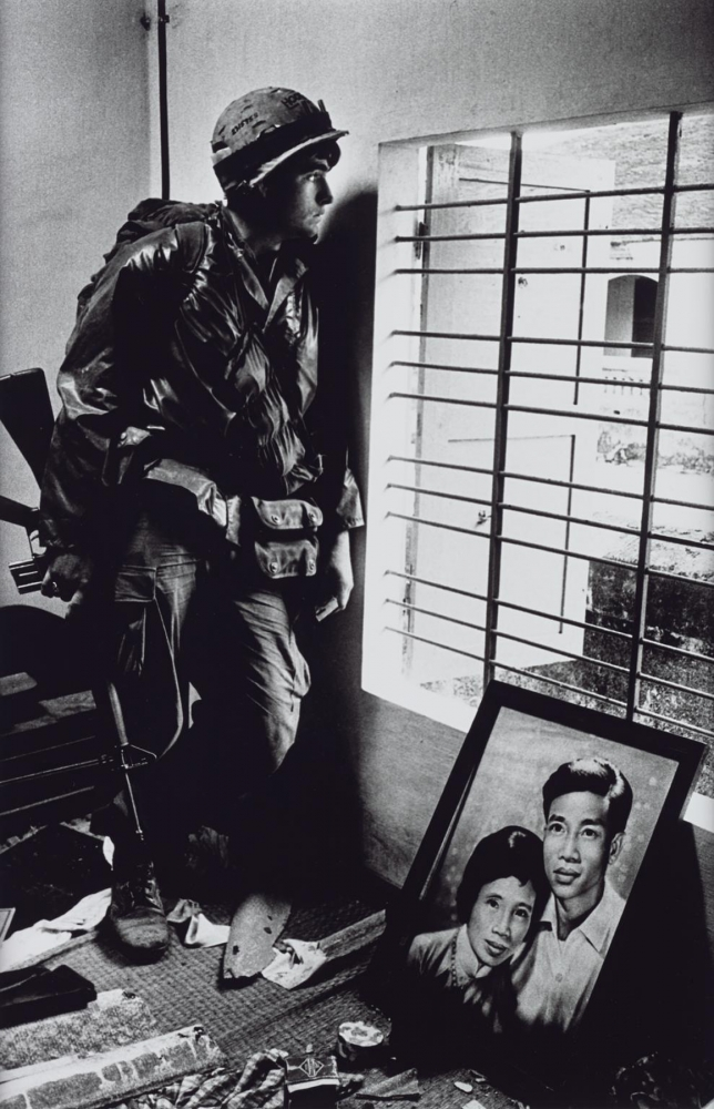 Don McCullin, Vietnam, Howard Greenberg Gallery, 2019