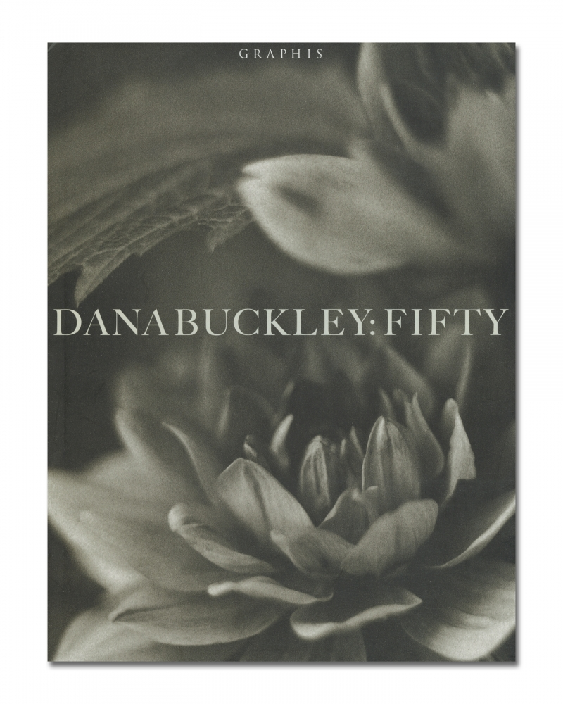 Dana Buckley - Fifty - Graphis - 2004 - special edition with print