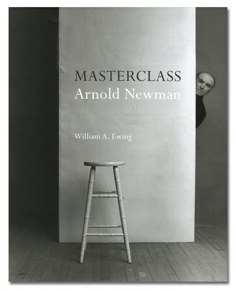 Arnold Newman - Masterclass - Thames and Hudson - Howard Greenberg Gallery - 2018
