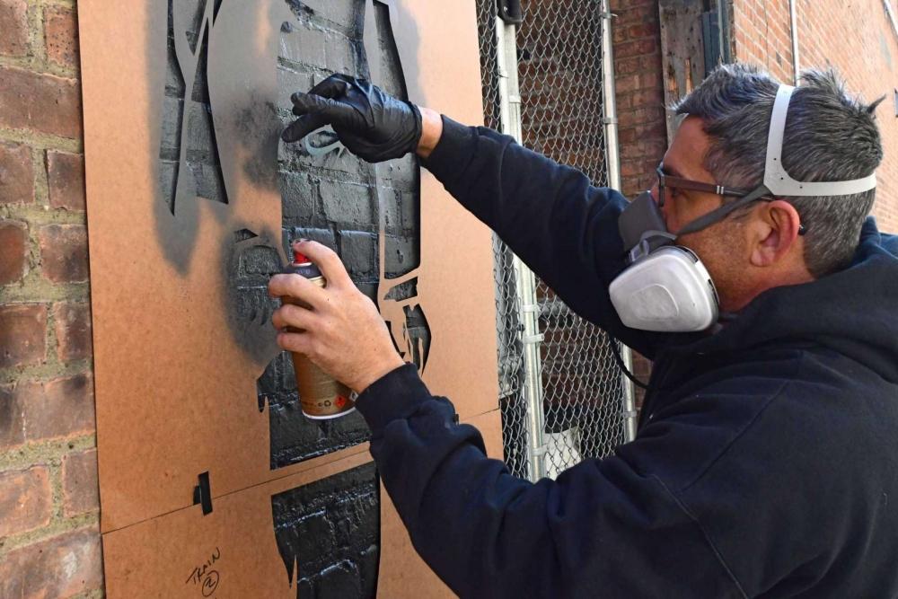 Joe Iurato in Troy, NY