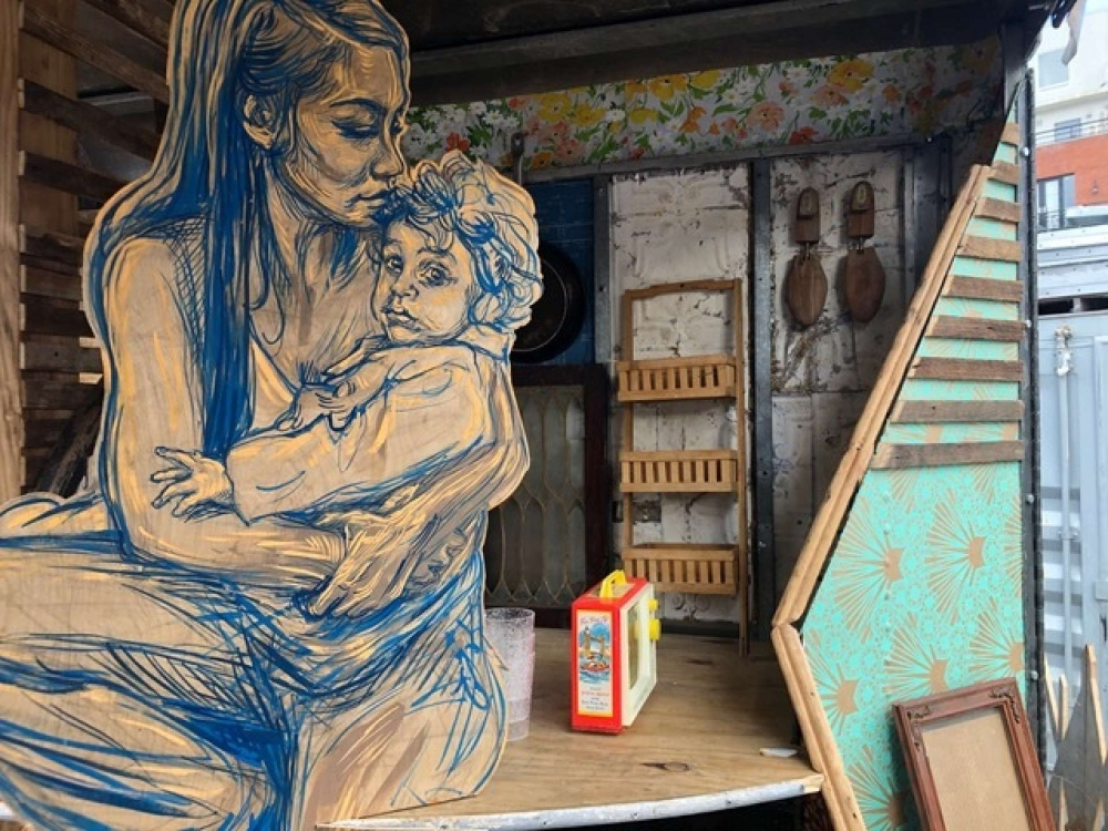 TIMEOUT | Swoon: The House Our Families Built