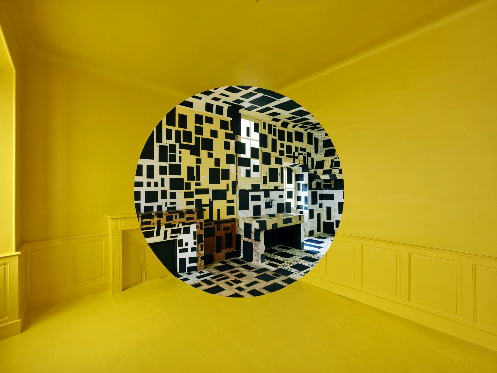 GEORGES ROUSSE, BONISSON ART CENTER, FRANCE
