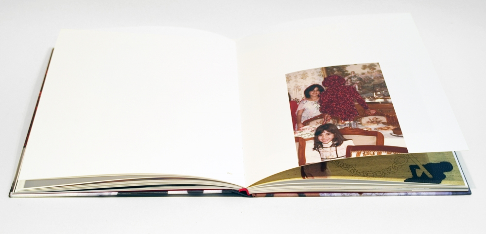 Photo Souvenirs book by Carolle Bénitah, Kehrer Verlag