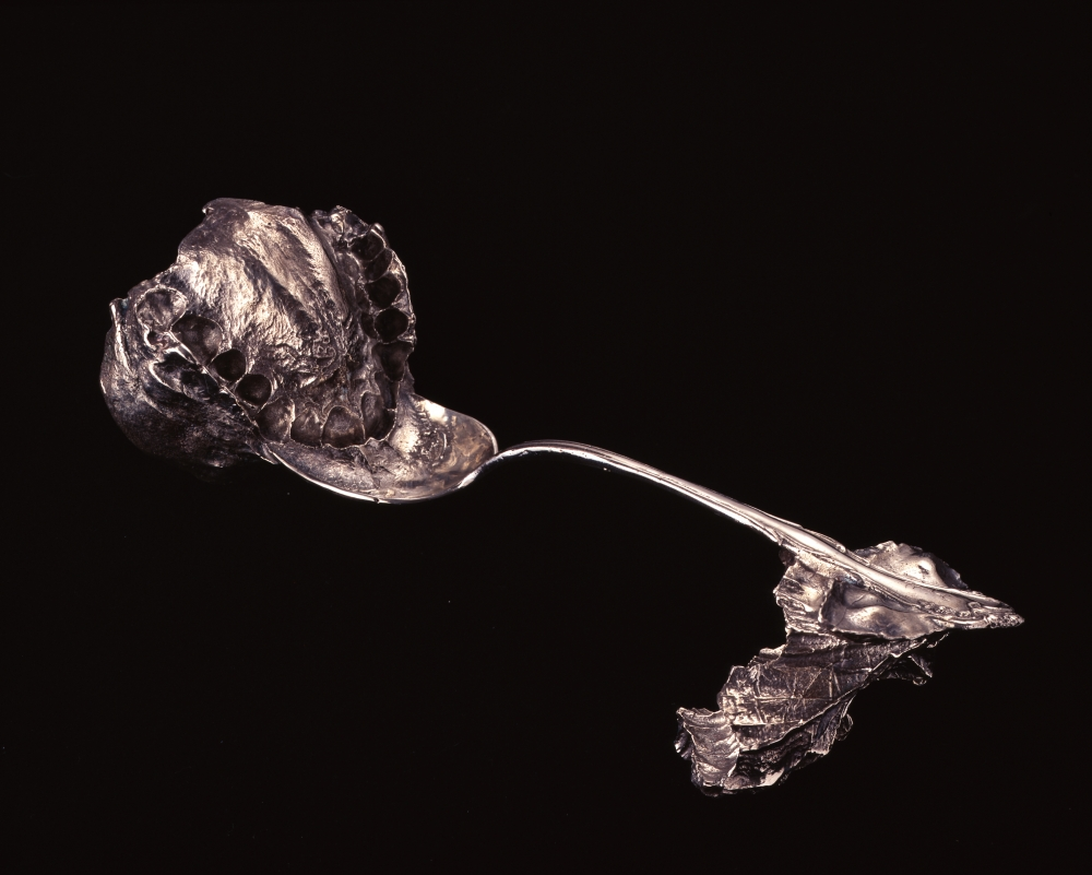 "Janine Antoni in ""The Domestic Plane: New Perspectives on Tabletop Art Objects"""