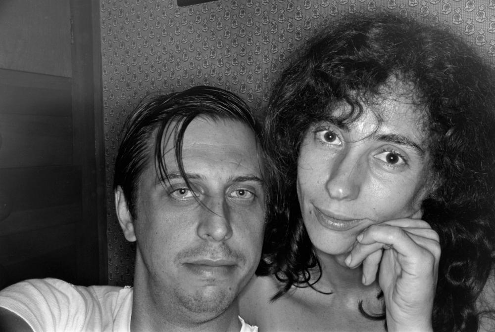Friedlander portrait with wife