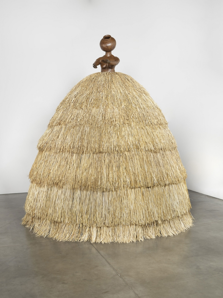 """Simone Leigh in """"Making Knowing: Craft in Art, 1950–2019"""""""