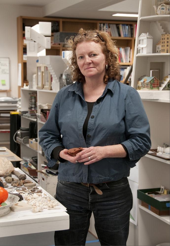 Rachel Whiteread receives Whitechapel Gallery's Art Icon award